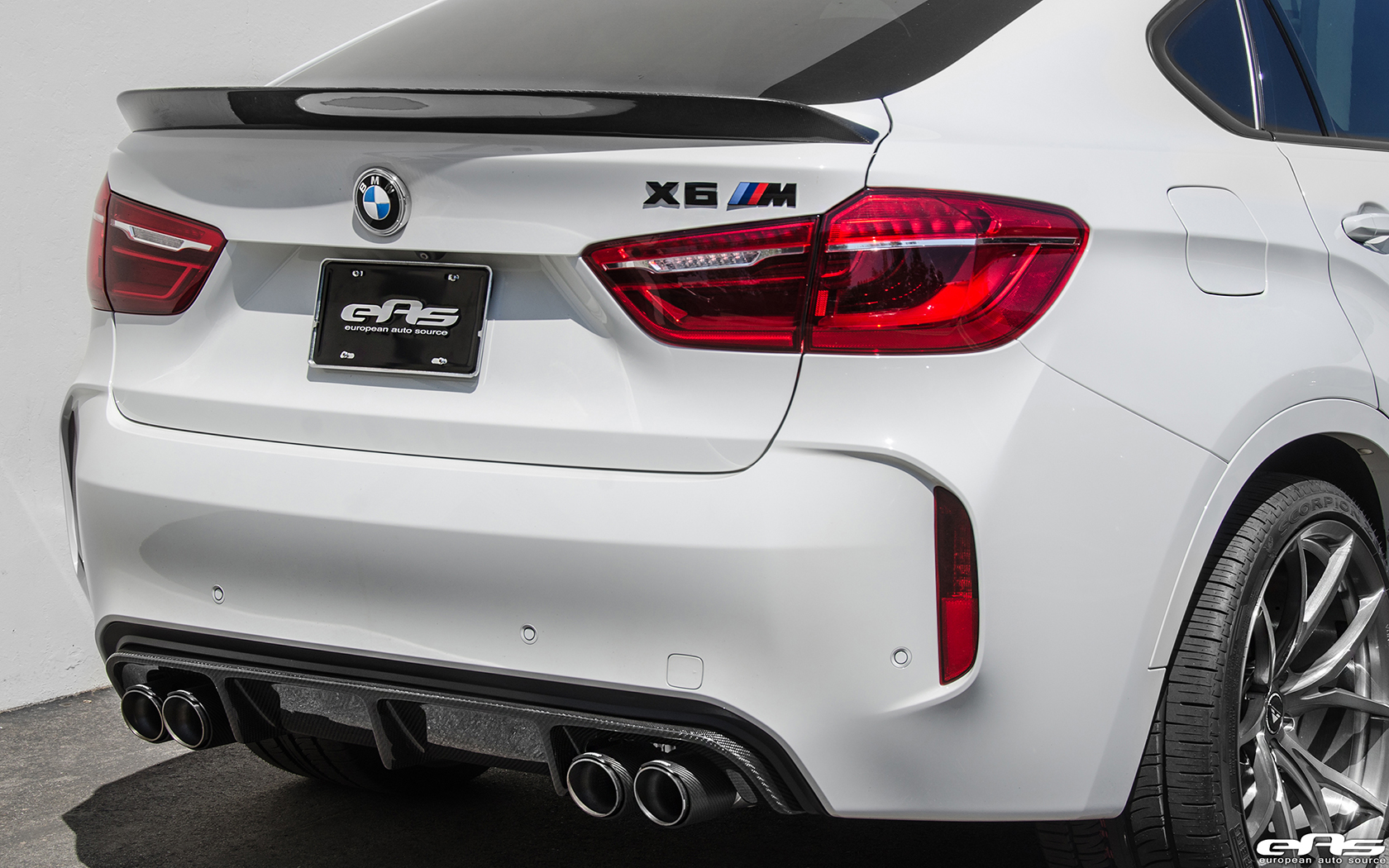 BMW X6 M with Significant Tweaks from EAS (39)