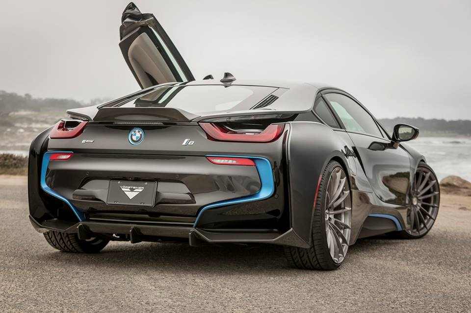 bmw i8 by vorsteiner gets impressive photo session bmw car tuning. Black Bedroom Furniture Sets. Home Design Ideas