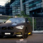 Matte Black BMW M135i by DCM Design  (15)