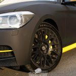 Matte Black BMW M135i by DCM Design  (2)