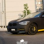 Matte Black BMW M135i by DCM Design  (22)