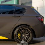 Matte Black BMW M135i by DCM Design  (6)