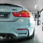 Satin Battleship Grey BMW M4  (4)