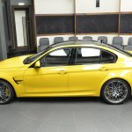 speed-yellow-bmw-m3-1