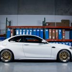 BMW M2 Coupe Rides on BBS Wheels (10)