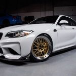 BMW M2 Coupe Rides on BBS Wheels (9)