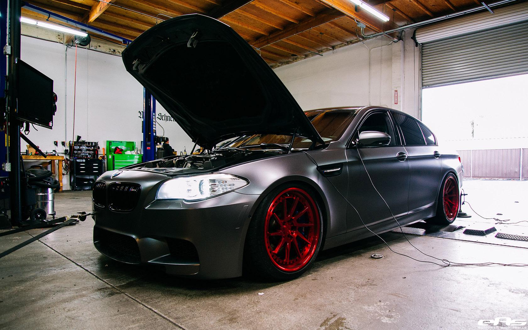 F10 BMW M5 by EAS (2)