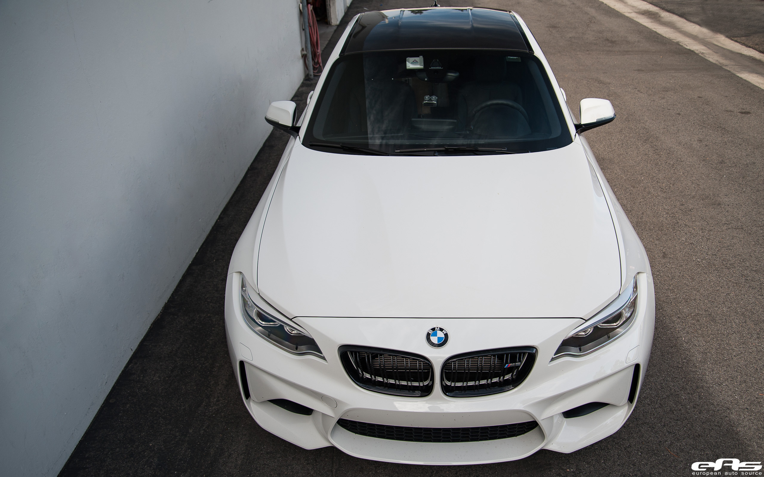 Alpine White BMW M2 Coupe by EAS (1)