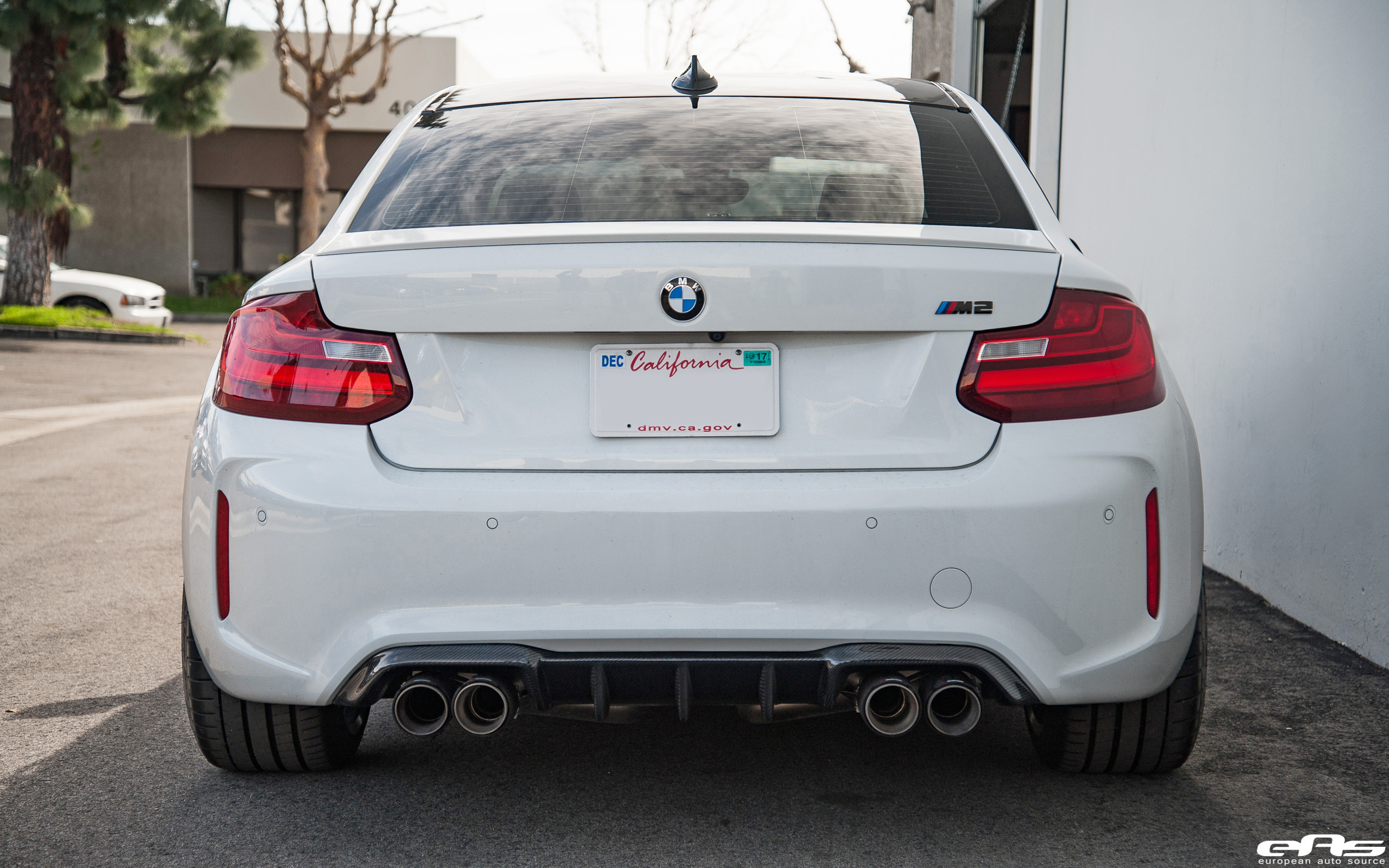 Alpine White BMW M2 Coupe by EAS (10)