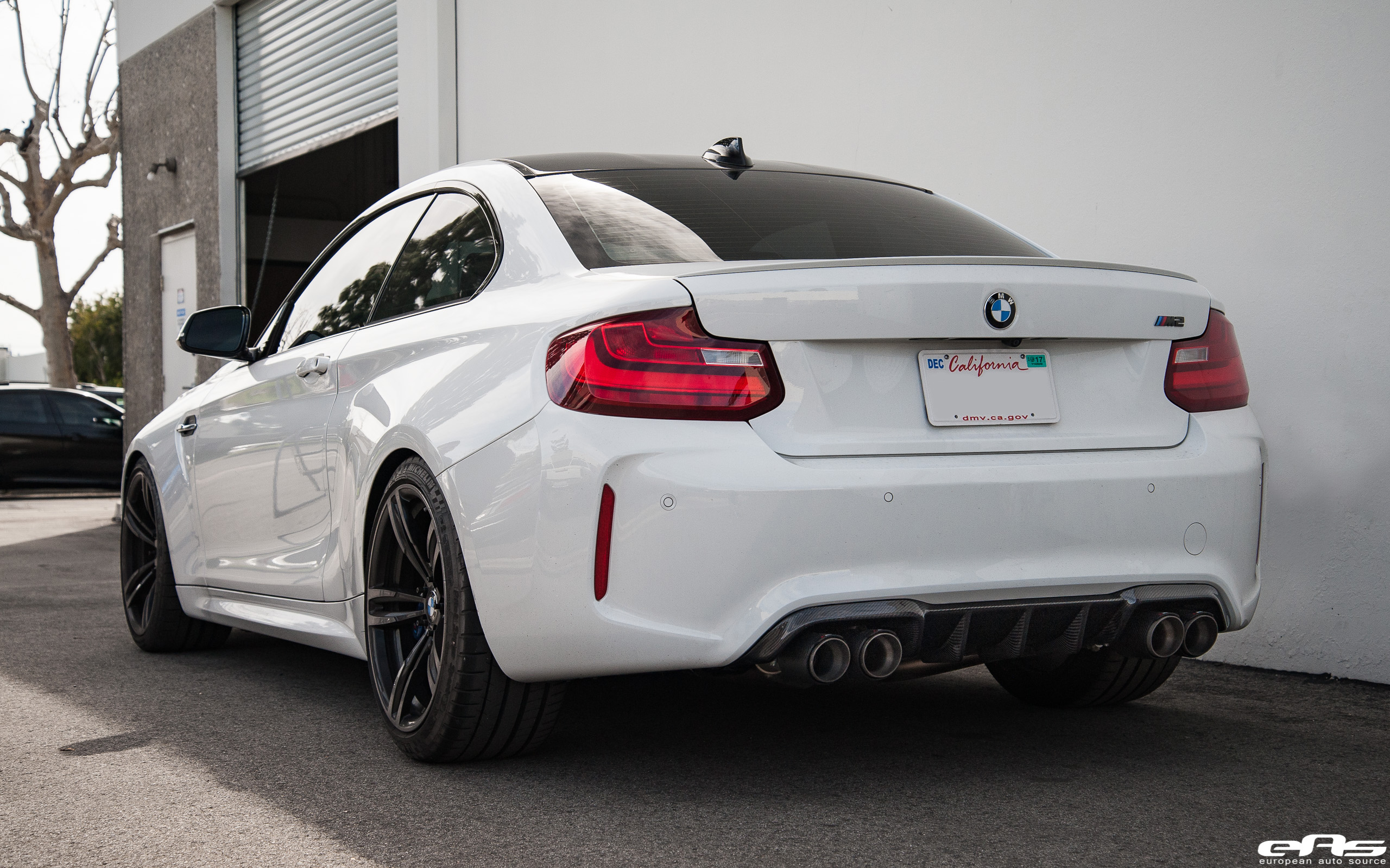 Alpine White BMW M2 Coupe by EAS (6)