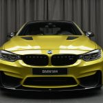 Austin Yellow F8 BMW M4 in Abu Dhabi (2)