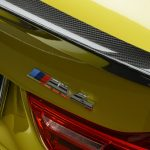 Austin Yellow F8 BMW M4 in Abu Dhabi (22)