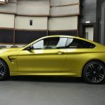 Austin Yellow F8 BMW M4 in Abu Dhabi (5)