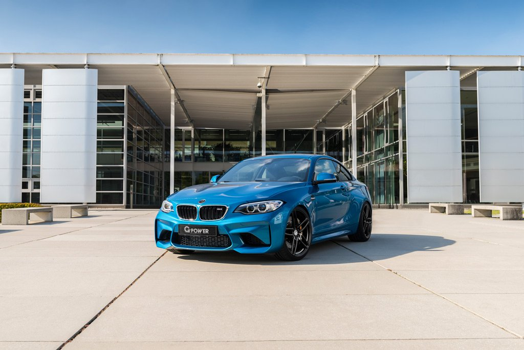 """BMW M2 Coupe """"Pocket Rocket"""" by G-Power (1)"""