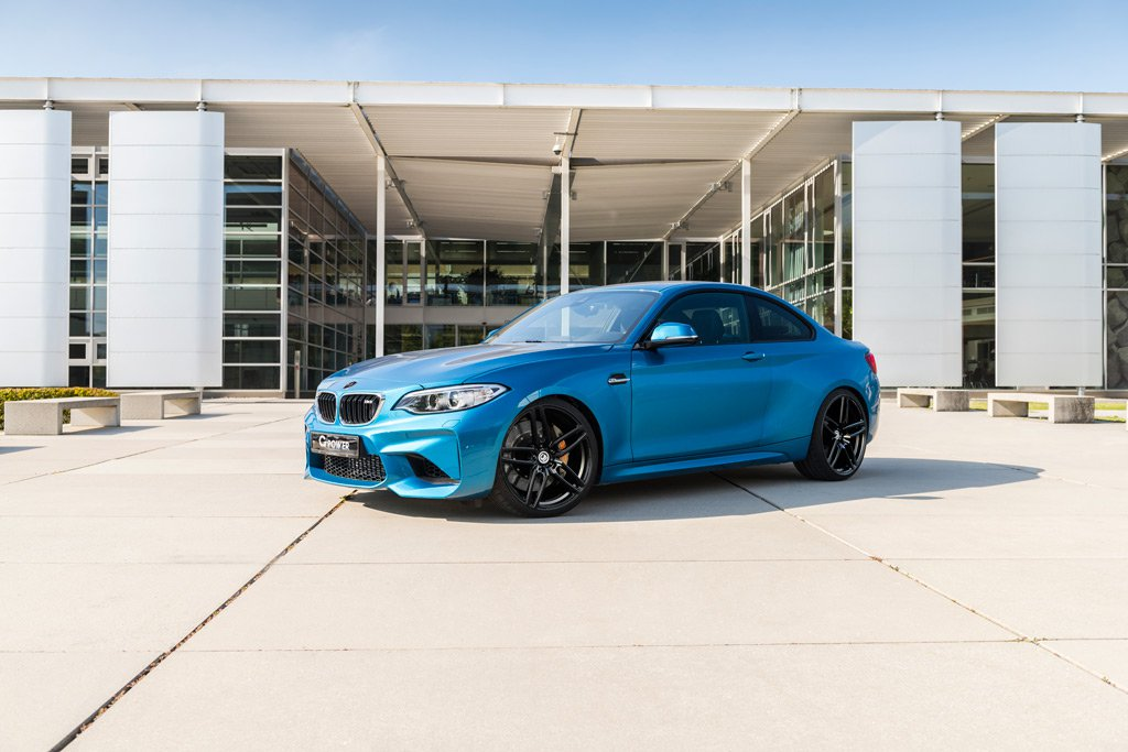"BMW M2 Coupe ""Pocket Rocket"" by G-Power (4)"