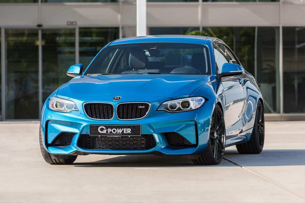 """BMW M2 Coupe """"Pocket Rocket"""" by G-Power (6)"""