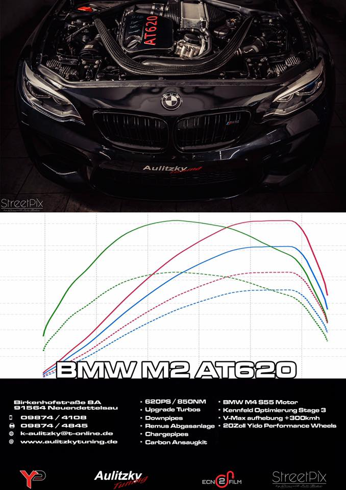 BMW M2 Coupe by Aulitzky Tuning (4)