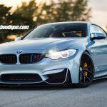 F82 BMW M4 on HRE Wheels (1)