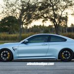 F82 BMW M4 on HRE Wheels (10)