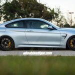 F82 BMW M4 on HRE Wheels (4)