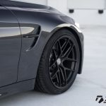 Mineral Grey BMW M4 Wrapped in HRE Wheels (14)