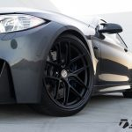 Mineral Grey BMW M4 Wrapped in HRE Wheels (5)