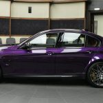 Twilight Purple BMW M3 with Competition Package (18)
