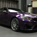 Twilight Purple BMW M3 with Competition Package (19)