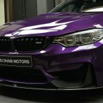 Twilight Purple BMW M3 with Competition Package (22)