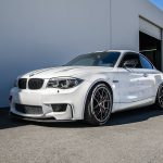 Alpine White BMW 1M by EAS (1)