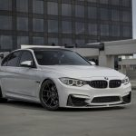 Alpine White BMW M3 by Vorsteiner (1)