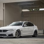 Alpine White BMW M3 by Vorsteiner (10)