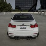 Alpine White BMW M3 by Vorsteiner (4)
