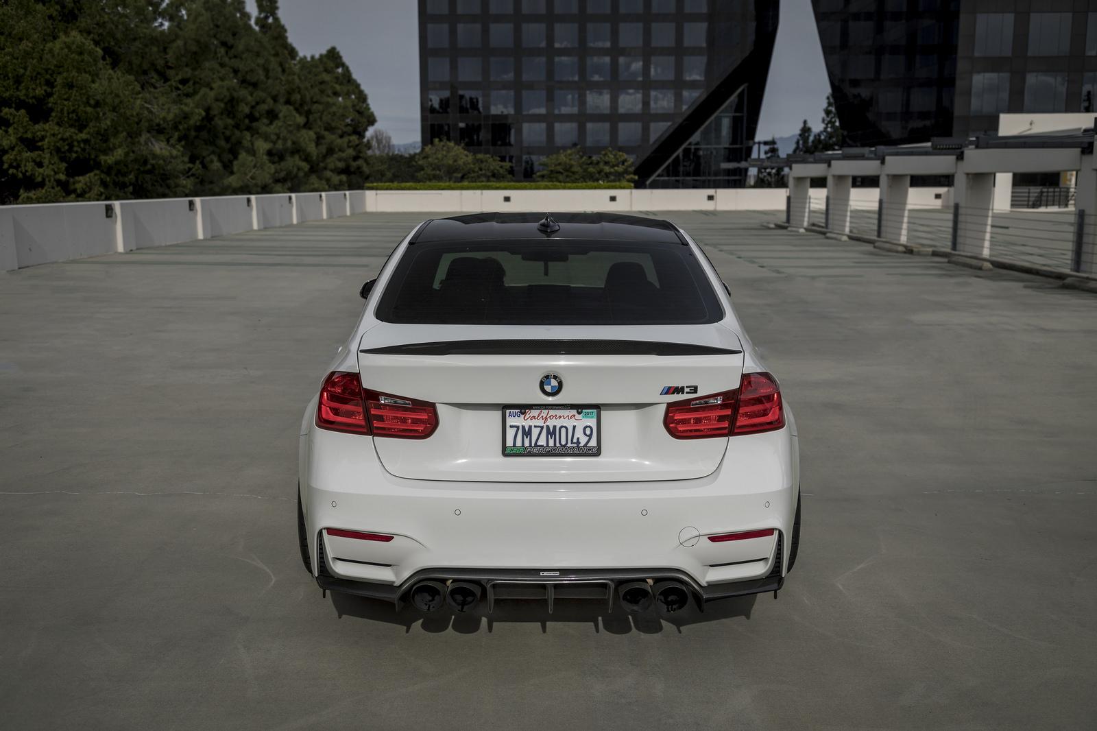 Alpine White BMW M3 by Vorsteiner (4)