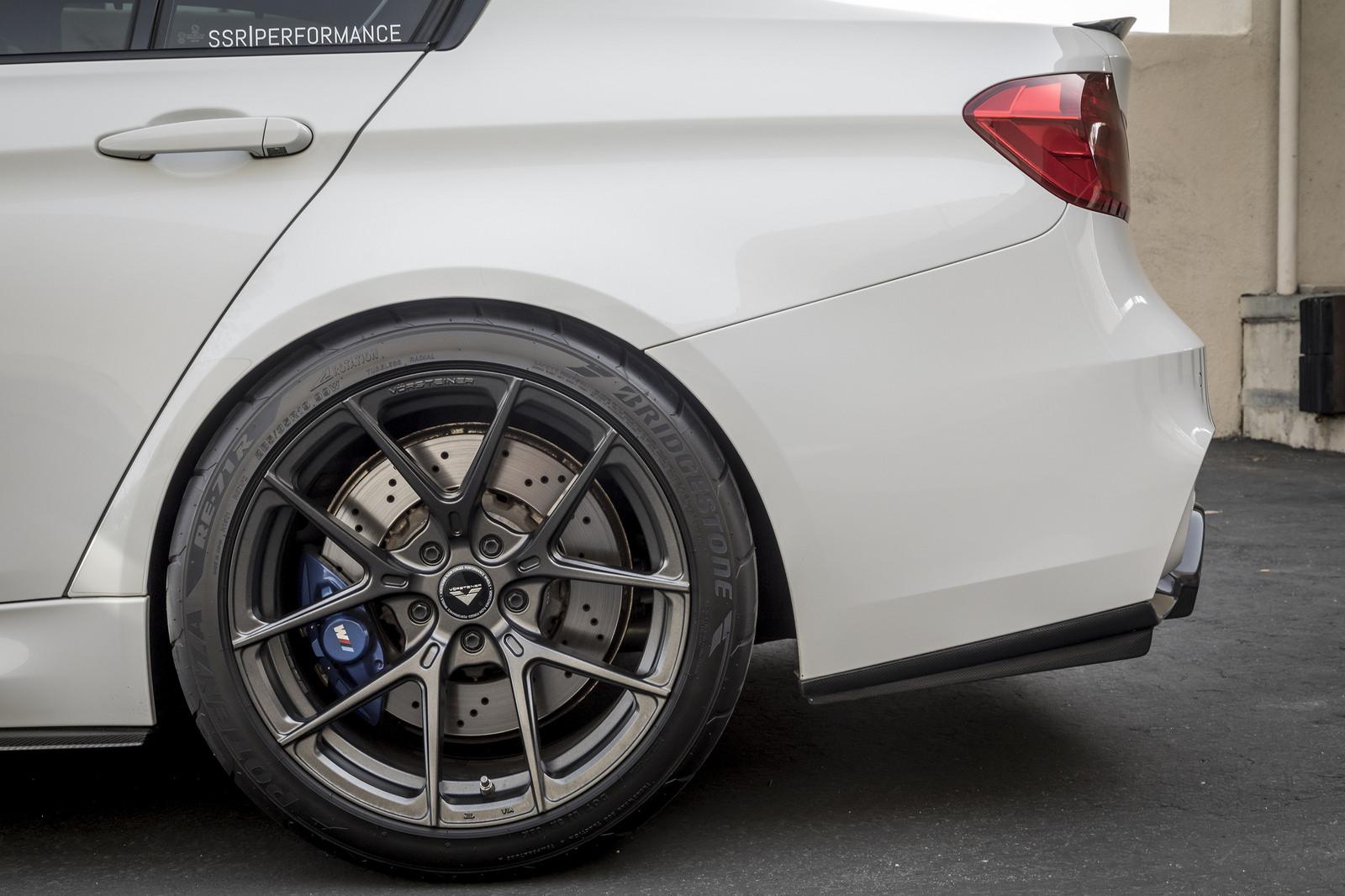 Alpine White BMW M3 by Vorsteiner (7)