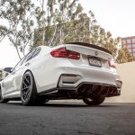Alpine White BMW M3 by Vorsteiner (8)