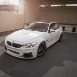 Alpine White BMW M3 by Vorsteiner (9)