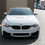 Alpine White F82 BMW M4 with BBS Wheels (2)