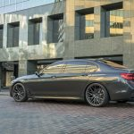 BMW 7-Series Wrapped in V-FF 107 Wheels (3)
