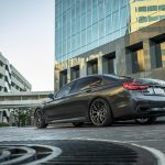BMW 7-Series Wrapped in V-FF 107 Wheels (8)