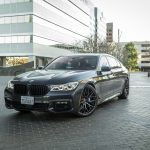 BMW 7-Series Wrapped in V-FF 107 Wheels (9)