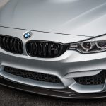BMW M3 in Silverstone Metallic with New Styling Updated by EAS (4)