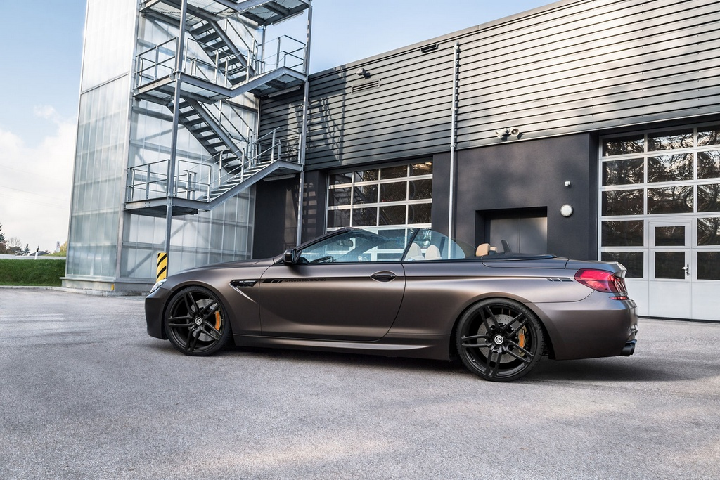 BMW M6 Cabrio by G-Power (2)