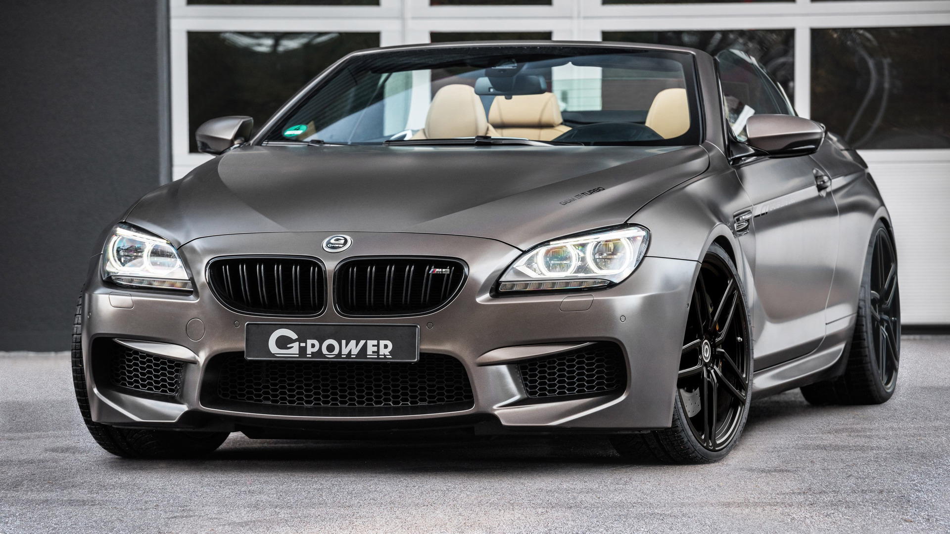 BMW M6 Convertible with Competition Package Upgrades by G-Power (12)