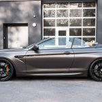 BMW M6 Convertible with Competition Package Upgrades by G-Power (3)