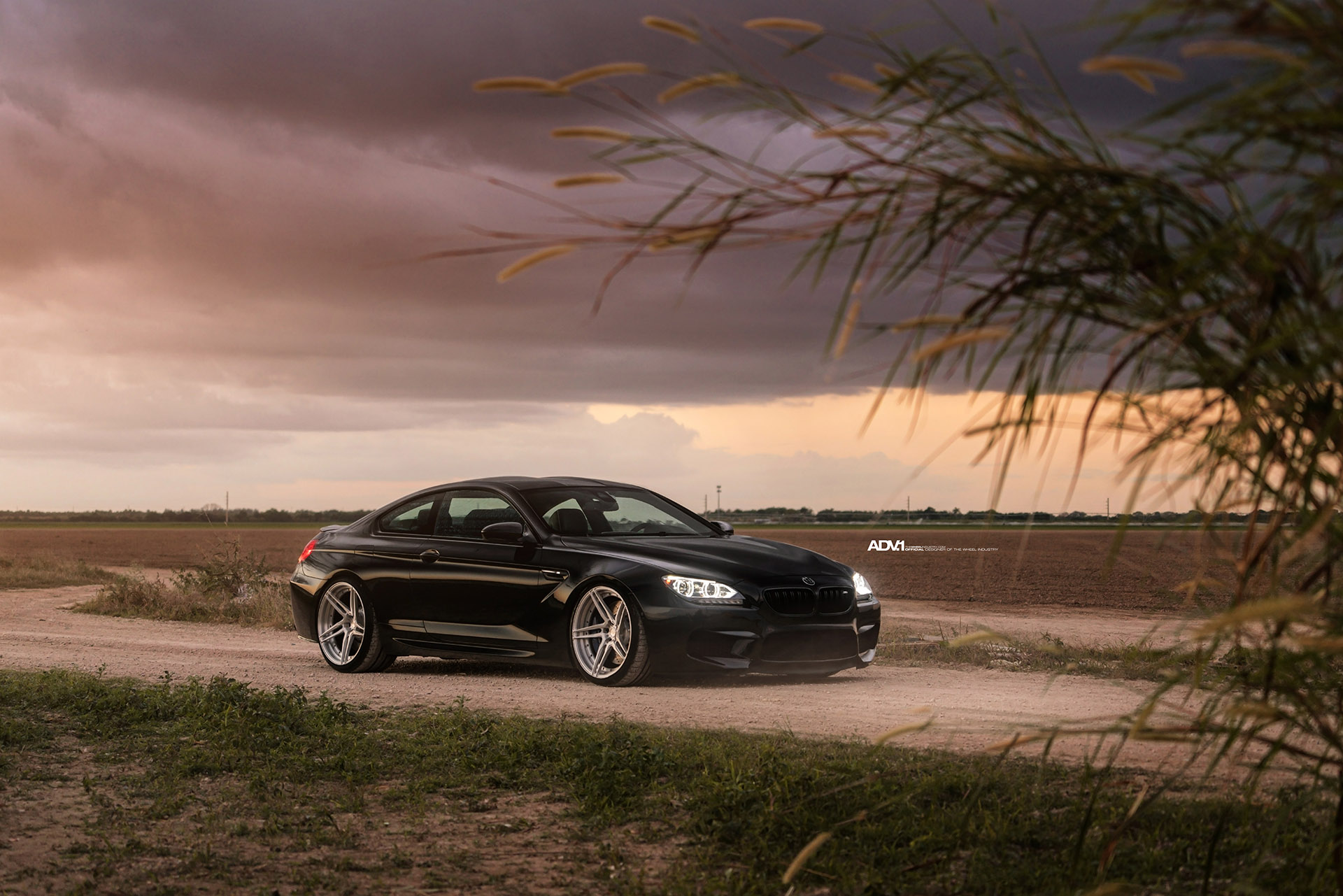 BMW M6 on ADV.1 Wheels (1)
