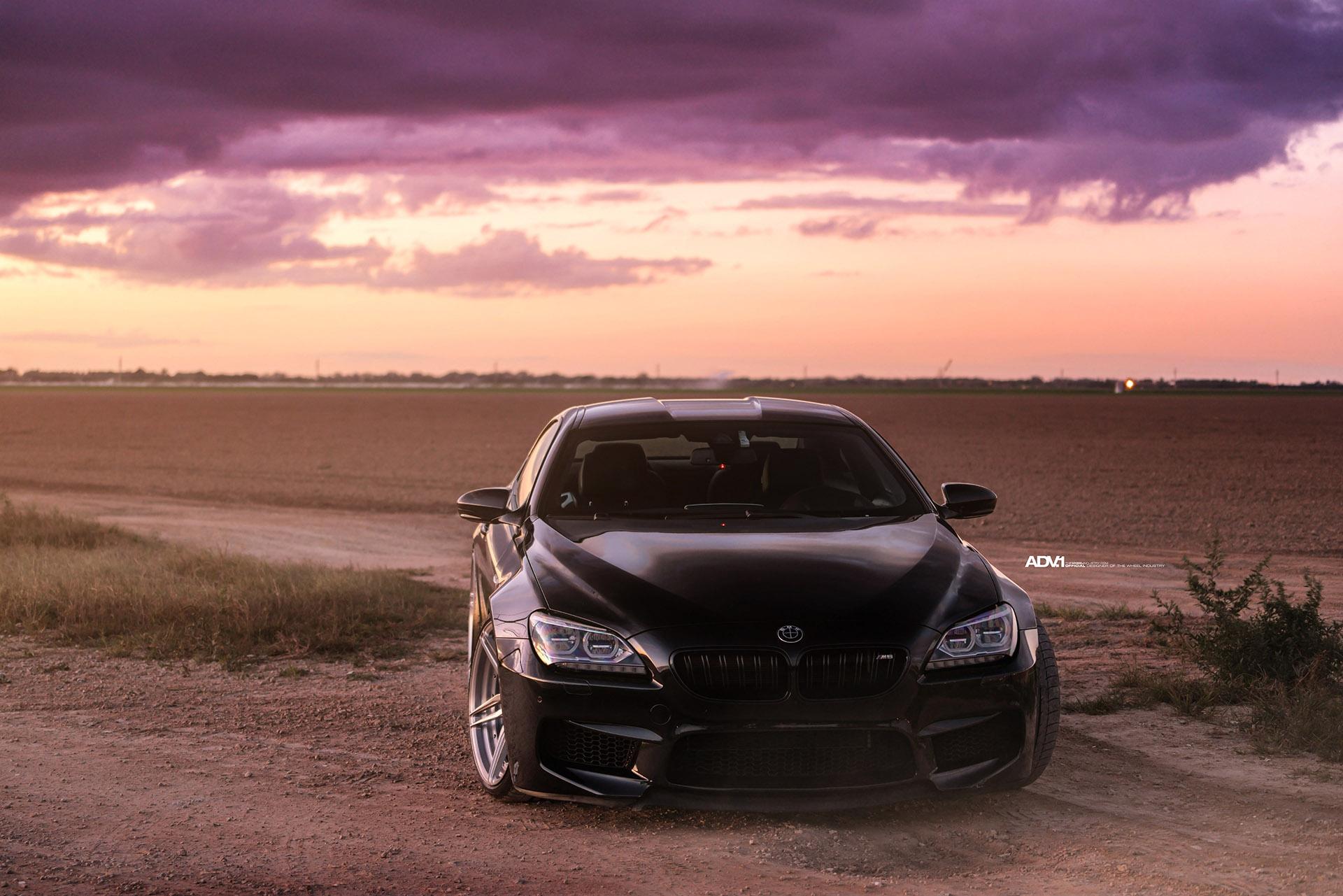 BMW M6 on ADV.1 Wheels (7)