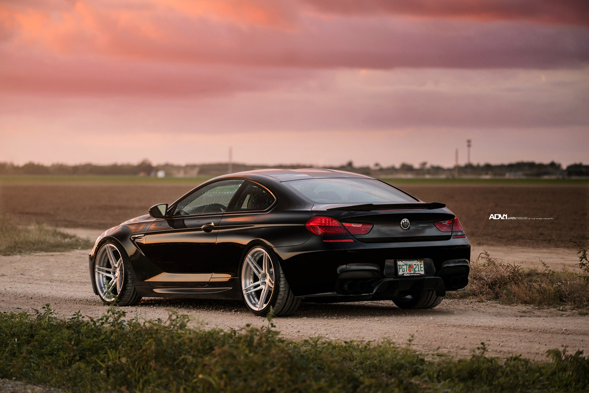 BMW M6 on ADV.1 Wheels (8)