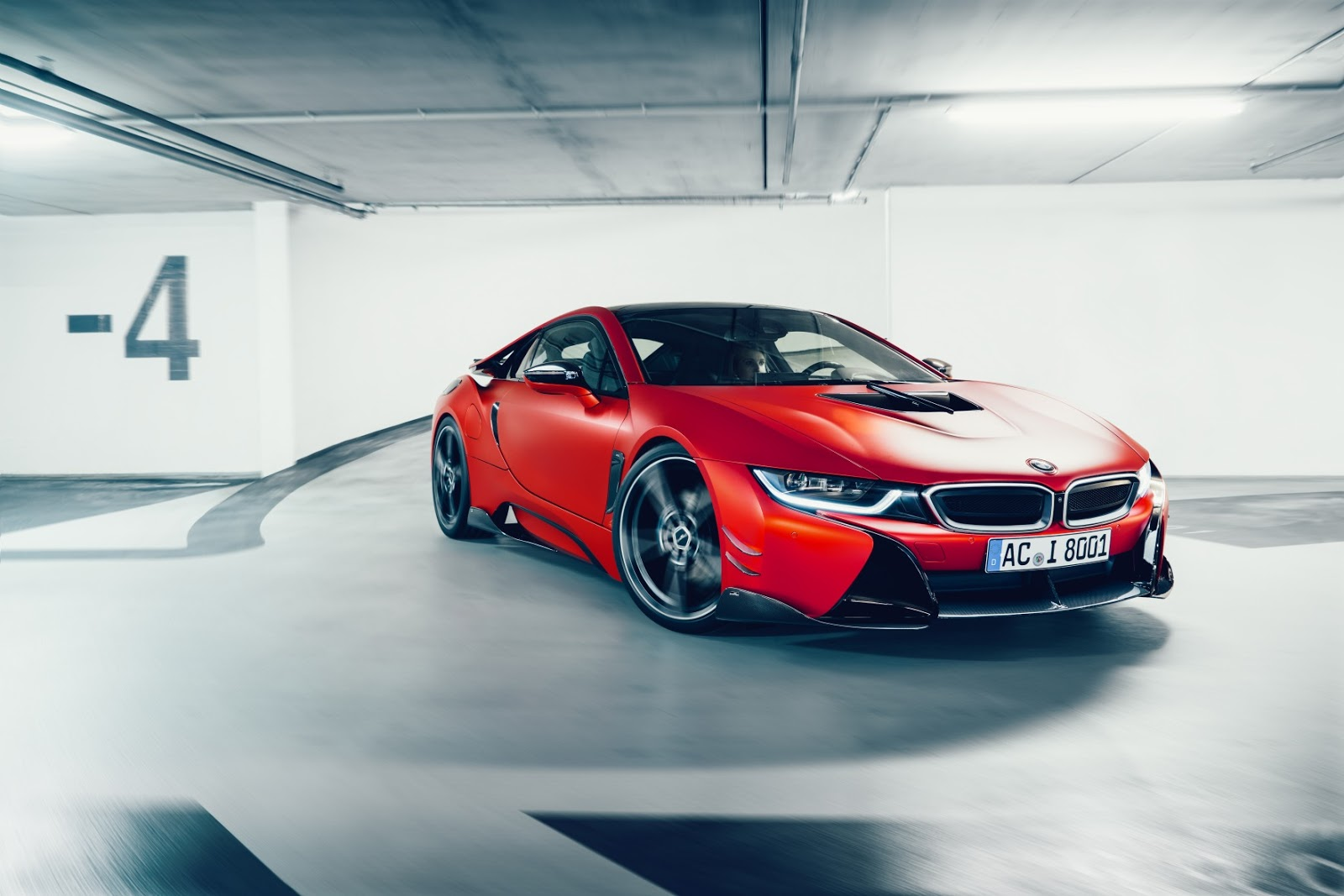 BMW i8 with Carbon Aerodynamic Accessories by AC Schnitzer (26)