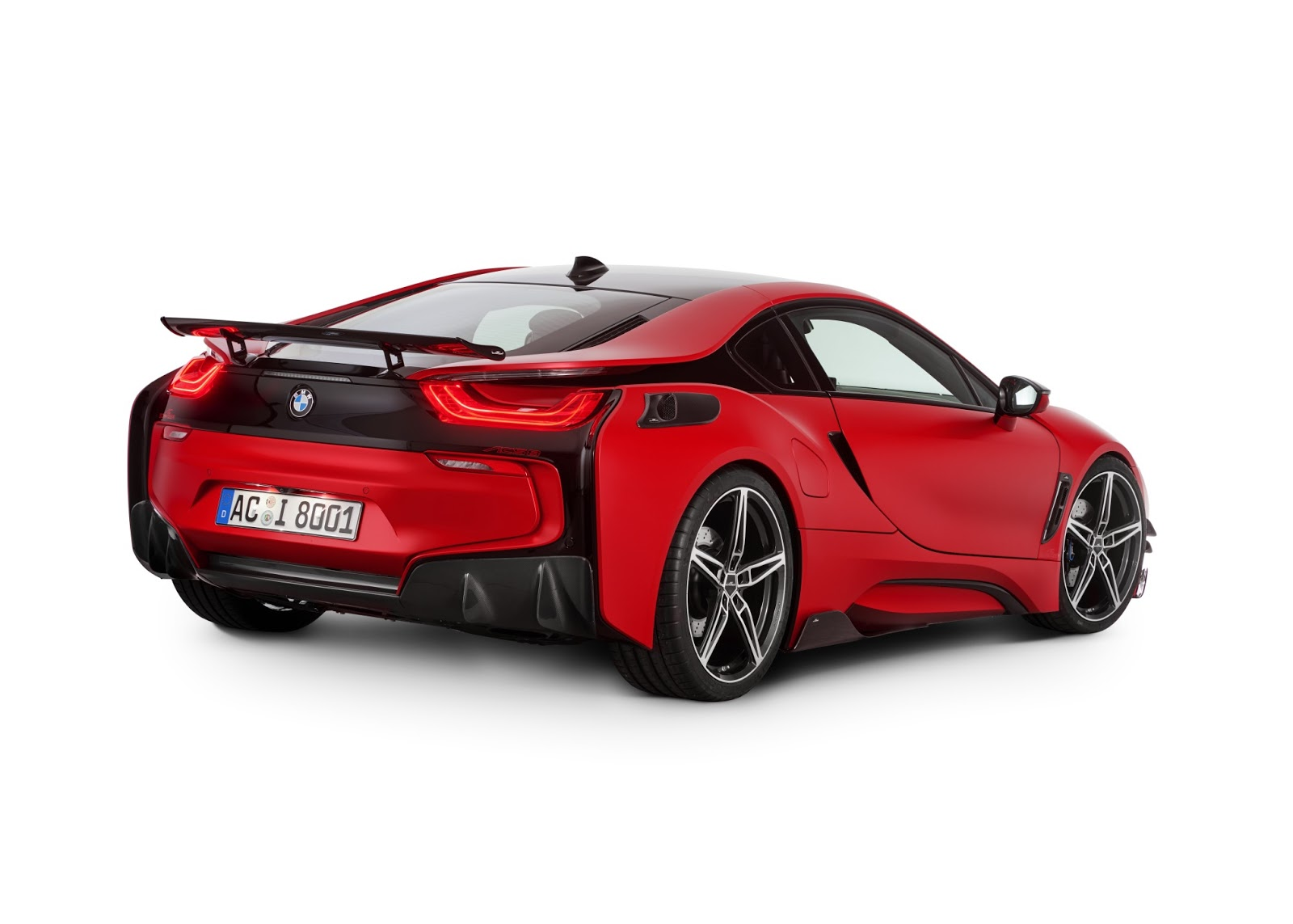 BMW i8 with Carbon Aerodynamic Accessories by AC Schnitzer (6)